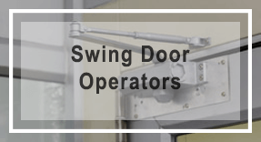 Swinging Door Hinge